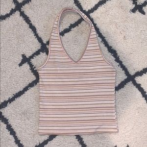 American eagle Halter neck tank top